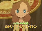 The next game in the Layton series is called Lady Layton