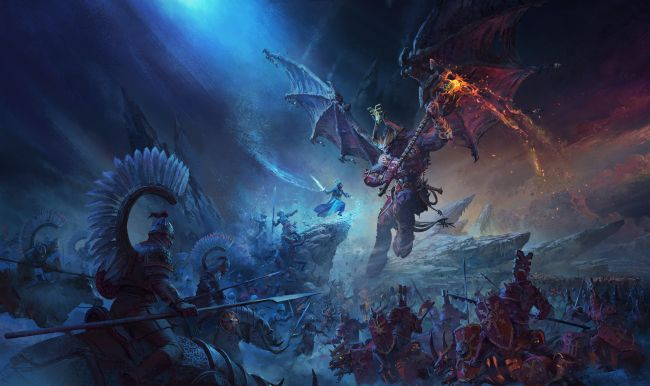 Total War: Warhammer III Preview