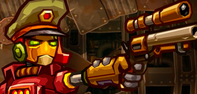 At least four new SteamWorld games under development
