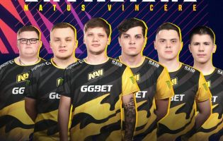 Natus Vincere win the 2020 BLAST Premier Global Finals